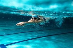 Cours de natation adultes