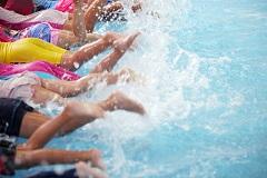 Cours de natation petit-enfants 6-12 ans